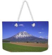 Mount Yotei Volcano Hokkaido Weekender Tote Bag
