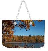Mountain Ash In Autumn Weekender Tote Bag