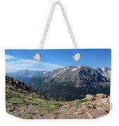Mountain Beauty Weekender Tote Bag