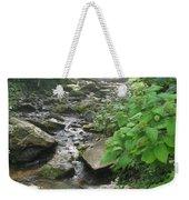 Mountain Brook Weekender Tote Bag