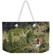 Mountain Cabin - Sierra Nevadas, California Usa Weekender Tote Bag