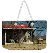 Mountain Cabin In Tennessee 1 Weekender Tote Bag