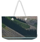 Mountain Canoes Weekender Tote Bag