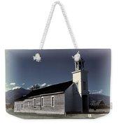 Mountain Church Weekender Tote Bag