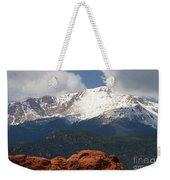 Mountain Clouds Weekender Tote Bag