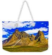 Mountain Crags Weekender Tote Bag