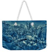 Mountain Creek Path-sundance Utah V2 Weekender Tote Bag