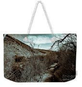 Mountain Creek Path-sundance Utah V3 Weekender Tote Bag