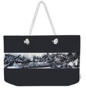 Mountain Escape Weekender Tote Bag