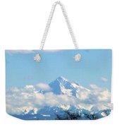 Mountain Fluff Weekender Tote Bag