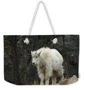Mountain Goat Kid Weekender Tote Bag