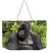 Mountain Gorilla Silverback Weekender Tote Bag