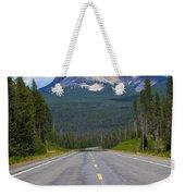 Mountain Highway Weekender Tote Bag