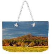 Mountain In North Carolina Weekender Tote Bag
