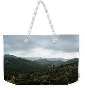Mountain Landscape Weekender Tote Bag