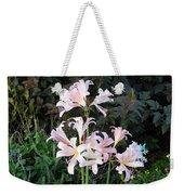 Mountain Lillies Weekender Tote Bag