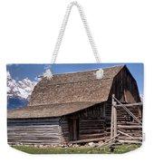Mountain Living Weekender Tote Bag