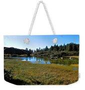 Mountain Marshes 1 Weekender Tote Bag