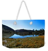 Mountain Marshes 3 Weekender Tote Bag
