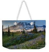 Mountain Meadow Serenity Weekender Tote Bag