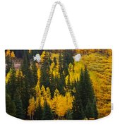 Mountain Meadows Weekender Tote Bag