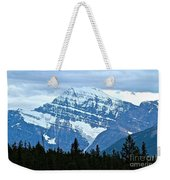 Mountain Meets The Sky Weekender Tote Bag