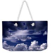Mountain Of Clouds Weekender Tote Bag