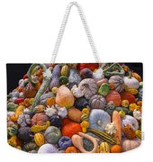 Mountain Of Gourds And Pumpkins Weekender Tote Bag
