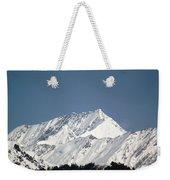 Mountain Of Peace - Himalayas Weekender Tote Bag
