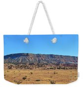 Mountain Over The Plains Weekender Tote Bag