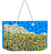 Mountain Park Weekender Tote Bag
