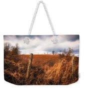 Mountain Pasture Weekender Tote Bag by Bob Orsillo