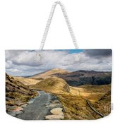 Mountain Path Weekender Tote Bag