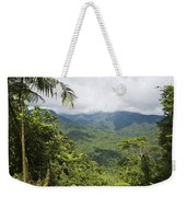 Mountain Rainforest Costa Rica Weekender Tote Bag