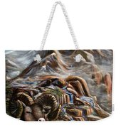 Mountain Ram Weekender Tote Bag
