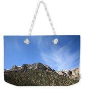 Mountain Range - Wyoming Weekender Tote Bag