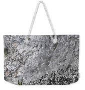 Mountain Side Weekender Tote Bag