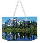 Mountain Springtime Weekender Tote Bag