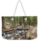 Colorado Mountain Stream 2 Weekender Tote Bag