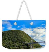 Mountain Tops Weekender Tote Bag
