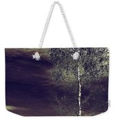 Mountain Tree Weekender Tote Bag