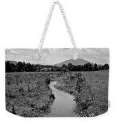 Mountain Valley Stream Weekender Tote Bag