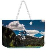 Mountain View Weekender Tote Bag by Robert Bales