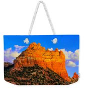 Mountain View Sedona Arizona Weekender Tote Bag