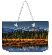 Mountain Vista Weekender Tote Bag by Randy Hall
