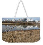 Aboriginal Sacred Sweat Lodge - Waterton Lakes Nat. Park, Alberta Weekender Tote Bag