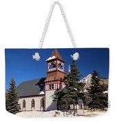 Mountain Worship Weekender Tote Bag
