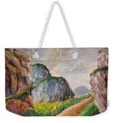 Mountains Landscape Weekender Tote Bag