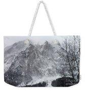 Mountains Of Austria Weekender Tote Bag