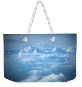 Mountains Of Clouds Weekender Tote Bag